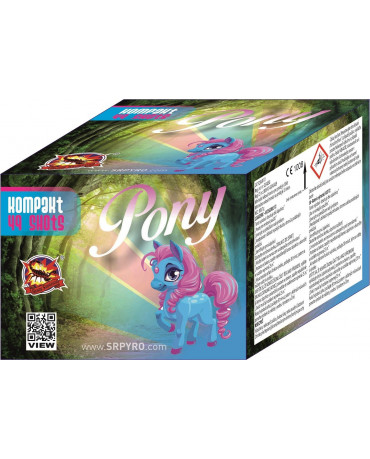 Pony 49r 20mm  6ks/CTN