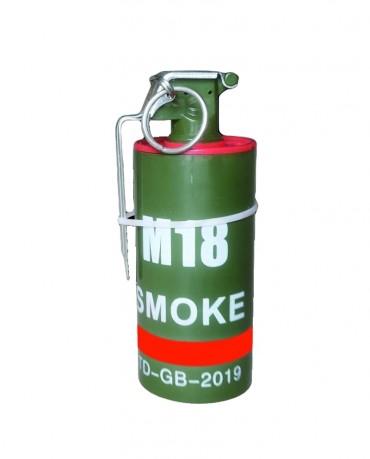 Smoke M18 červená 1ks